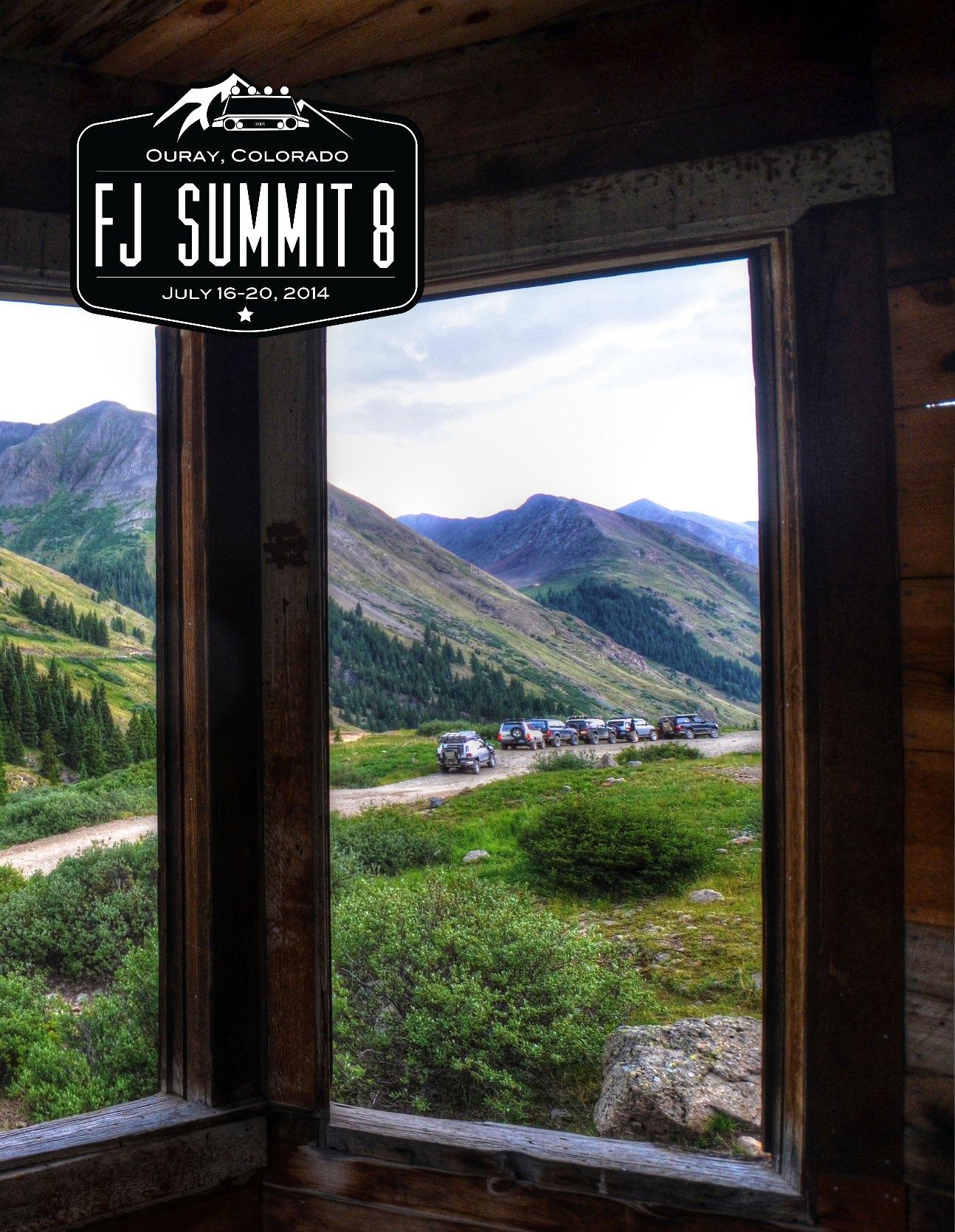 2014 FJ Summit Event Guide