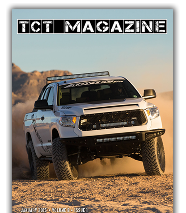 2016 Toyota Tacoma, Overland Preparation, Four Wheel Campers, Toyota Cruisers & Trucks Magaazine