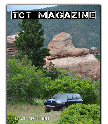 Overland Expo West, Brunton Tour, SEMA 4Runner, FJ Cruiser Mods : The best Toyota Magazine Coverage