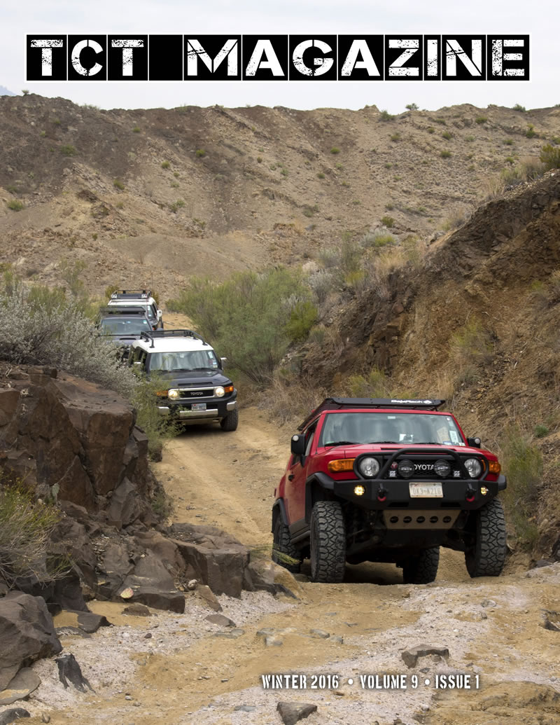 Winter 2016 | Big Bend, Baja, White Rim, MORE!