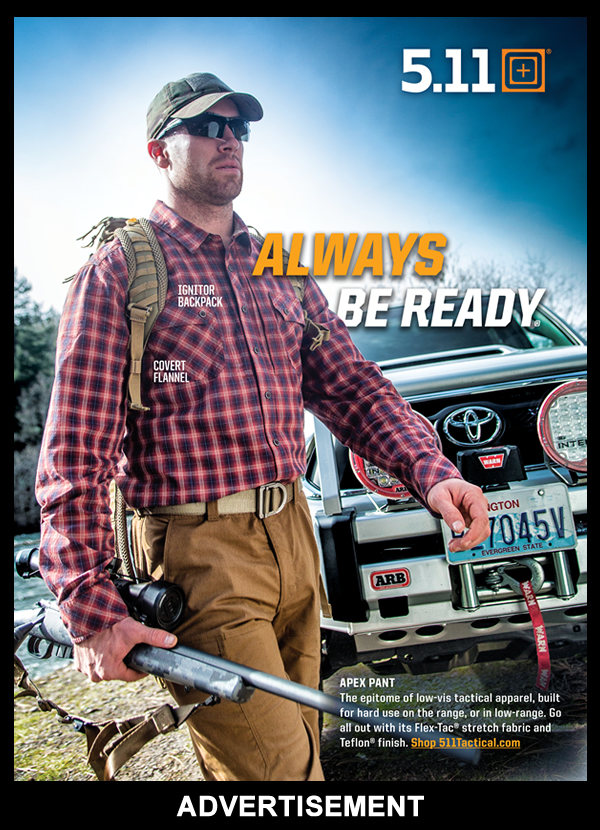 5.11 Tactical Toyota Cruisers & Trucks Toyota Magazine