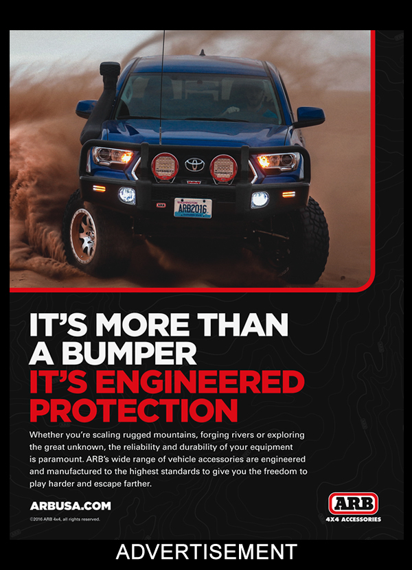 ARB Full Page EngineeredProtection tct ad