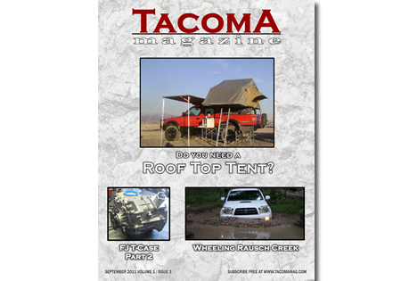 September 2011 - Tacoma Magazine