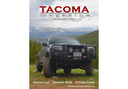 Tacoma Magazine June 2012
