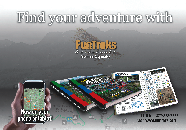 FunTreks Guidebooks & Electronic Trail Guides