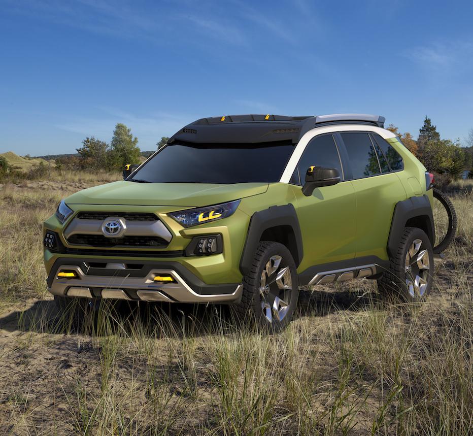 Small Toyota Suv: Toyota Cruisers & Trucks