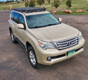 Lexus GX & Lexus LX News, Mods, Tech & Other Information